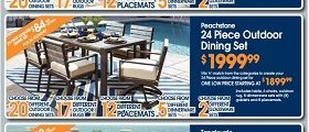 Ashley Furniture Weekly Ads April 18 – April 24, 2017. Incredible Room Package Event!