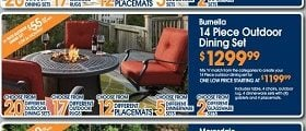 Ashley Furniture Weekly Specials April 25 – May 1, 2017. Spring Savings Event!