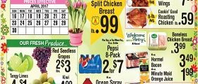 Price Rite Weekly Deals April 16 – April 30, 2017. Frozen Meat Favorites!