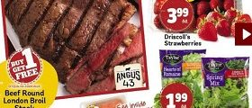 Save Mart Weekly Specials April 19 – April 25, 2017. Beef Round London Broil Steak