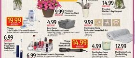 Aldi Weekly Specials May 10 – May 16, 2017. Mother's Day Bouquet