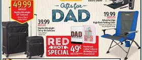 Aldi Weekly Circular June 7 – June 13, 2017. Gifts for Dad!
