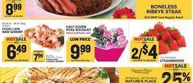 Food Lion Weekly Circular Ad May 10 – May 16, 2017. Nature's Place Meats on Sale!