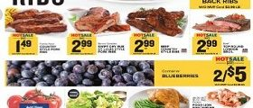 Food Lion Weekly Specials May 17 – May 23, 2017. Country Style Pork Ribs