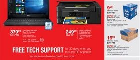 Staples Weekly Sales Ad May 21 – May 27, 2017. Keep Your Business Up!