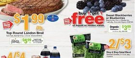Stop & Shop Weekly Specials May 5 – May 11, 2017. Top Round London Broil!