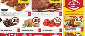 Winn Dixie Weekly Specials May 17 – May 23, 2017. Smoked Center Sliced Ham Steaks