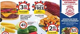 Winn Dixie Weekly Specials May 24 – May 30, 2017. Memorial Day Sale!