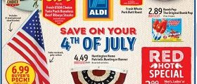 Aldi Weekly Specials June 21 – June 27, 2017. Save On 4th of July!