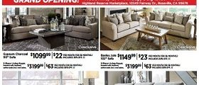 Ashley Furniture Weekly Ad June 20 – June 26, 2017. Best 4th Of July Offer Ever!