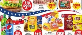 Marc's Weekly Sales Ad June 28 – July 4, 2017. 4th Of July Deals!