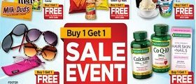 Rite Aid Weekly Specials June 25 – July 1, 2017. Buy 1 Get 1 Sale Event!