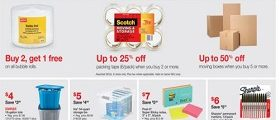 Staples Weekly Deals June 4 – June 10, 2017. Let's move!