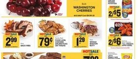 Food Lion Weekly Flyer July 12 – July 18, 2017. Ball Park Beef Franks