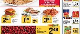 Food Lion Weekly Sales Ad July 26 – August 1, 2017. Summer's Freshest Savings!