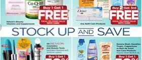 Rite Aid Weekly Sales Ad July 23 – July 29, 2017. Stock Up & Save!