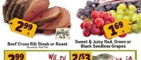 Save Mart Ad July 26 – August 1, 2017. Pork Shoulder Country Style Ribs