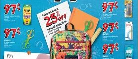 Staples Weekly Circular July 16 – July 22, 2017. School Supplies on Sale!
