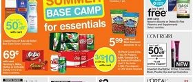Walgreens Weekly Hot Buys July 16 – July 22, 2017. Summer Base Camp For Essentials!