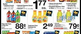 Acme Weekly Circular Ad August 18 – August 24, 2017. Anniversary Sale!