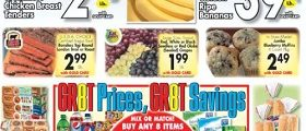 Gerrity's Weekly Ad August 20 – August 26, 2017. Thomas English Muffins on Sale!