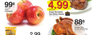 Kroger Weekly Specials August 23 – August 29, 2017. Large Gala Apples on Sale!