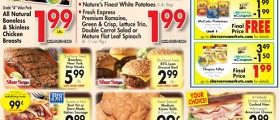 Gerrity's Weekly Specials September 3 – September 9, 2017. Gorton's Seafood on Sale!
