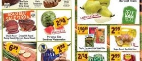 Save Mart Weekly Essential September 20 – September 26, 2017. Idaho Premium Russet Potatoes