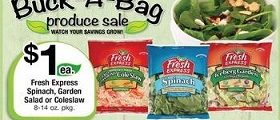 Acme Weekly Circular October 20 – October 26, 2017. Buck-A-Bag Produce Sale!