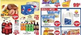 Marc's Weekly Ads October 4 – October 10, 2017. Nickles Giant White Bread on Sale!