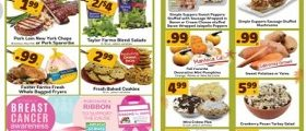 Save Mart Weekly Ads October 11 – October 17, 2017. Fall Savings!