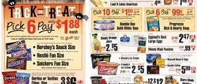 ShopRite Weekly Ads October 22 – October 28, 2017. Trick or Treat Deals!