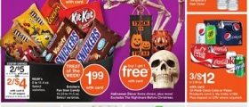 Walgreens Weekly Ad October 22 – October 28, 2017. Halloween Party Deals!