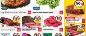 Winn Dixie Circular October 11 – October 17, 2017. Dole Salad Blends on Sale!