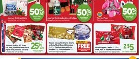 Rite Aid Weekly Circular November 26 – December 2, 2017. Your One-Stop Holiday Shop!