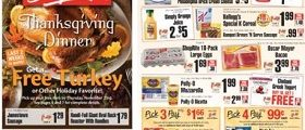 ShopRite Weekly Flyer November 12 – November 18, 2017. Thanksgiving Dinner!