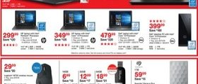 Staples Weekly Ads November 19 – November 22, 2017. Four Days To Save!