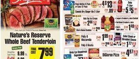 ShopRite Weekly Deals December 3 – December 9, 2017. Nature's Reserve Whole Beef Tenderloin