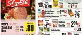 ShopRite Flyer Deals December 10 – December 16, 2017. Tyson Poultry on Sale!