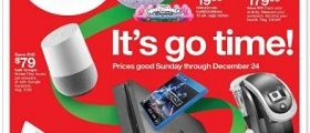 Target Weekly Ads December 17 – December 23, 2017. It's A Wrap!