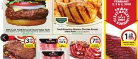 BI-LO Weekly Ad January 31 – February 6, 2018. Hormel Bacon on Sale!