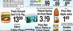 Price Rite Weekly Specials January 26 – February 15, 2018. Price Rite Butter!