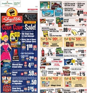 ShopRite Weekly Specials January 14 - January 20, 2018. Stouffer's French Bread Pizza