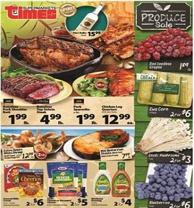 Times Supermarkets Ad