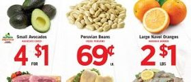 Vallarta Weekly Deals January 17 – January 23, 2018. Peruvian Beans on Sale!