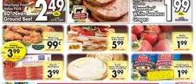 Gerrity's Weekly Circular February 25 – March 3, 2018. Thomas Flavored English Muffins on Sale!