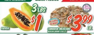La Bonita Supermarkets Weekly Ad February 28 – March 6, 2018. Mexican Shrimp on Sale!