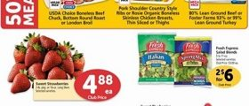 Safeway Weekly Ad February 28 – March 6, 2018. Gorton's Seafood Selections on Sale!