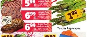 Save Mart Weekly Ad February 7 – February 13, 2018. Great Steaks!
