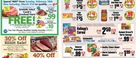 ShopRite Weekly Circular February 18 – February 24, 2018. Perdue Poultry on Sale!